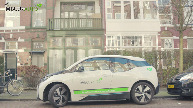 Elektrische auto delen met buren